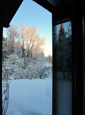 10. Februar 2013 - Nach der kältesten Nacht