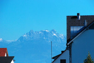 17. September 2012 - Das Haus am Berg - Distanz 30 Kilometer