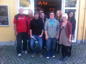 Gruppenfoto/Teilnehmer in 2011