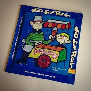 昭和時代輸出されていた日本製パズル
