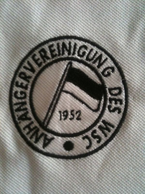 Anhängervereinigung des WSC - Polo-Shirt