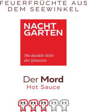 Hot Sauce 'Der Mord' von Lovely, Sweet Chili