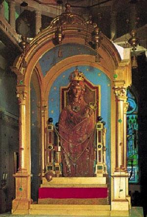 Madonna della Mentorella