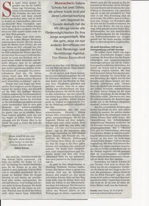 Hamburger Abendblatt 15.06.2013