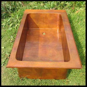 COPPER BATH TUBS SPECIAL