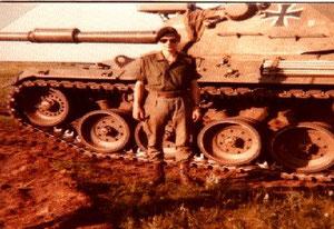 mein Panzer und ich