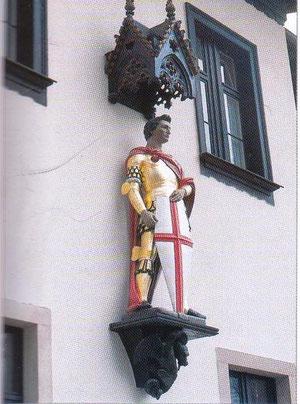 Georg nach Donatello- nach florentiner Vorlage