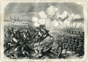 Schlacht bei Wörth von H.Merte