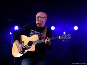 Jacques Stotzem am 21. September um 20 Uhr im Jünglingshaus Eupen
