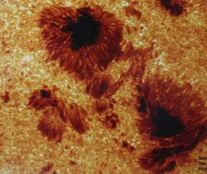 Feinste Strukturen auf der Sonnenoberfläche