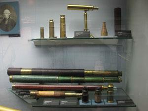 Refraktoren aus der Zeit Galileis