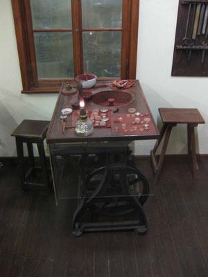 Originale Werkstatt von Carl Zeiss