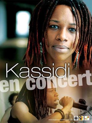 Affiche Kassidi - Kosept