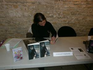 Salon du livre du 28 et 29 Avril 2012