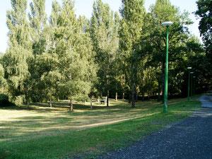 LES FAURES Le Parc