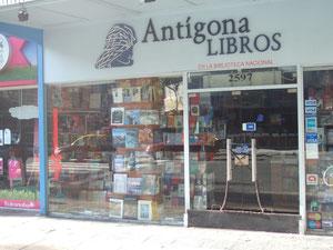 Gracias Antígona Libros