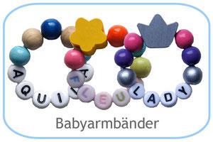 Babyarmbänder