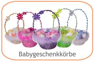 Babygeschenkkörbe