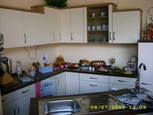 Wir verkaufen und montieren neue und gebrauchte Küchen