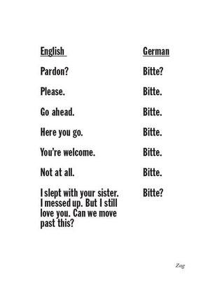 BITTE ?!