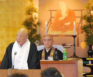 shingon buddhism sect monk fired