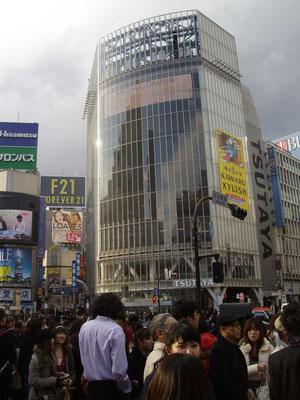 shibuya 3.11 2011