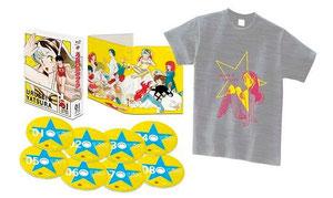 urusei yatsura dvd box special goods t shirt
