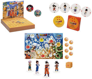 Dragon Ball Z Battle of Gods items from KFC
