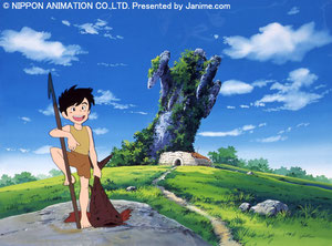 Future Boy Conan 1978 one of my favourites