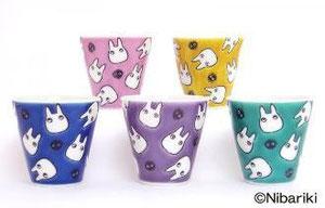 totoro item cup