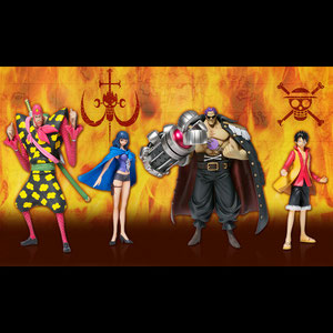 Go to the official site Source: Eiichiro Oda/Bandai