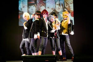 cosplay cool boys