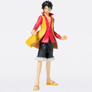 Luffy Source: Eiichiro Oda/Bandai