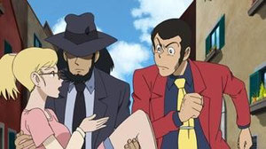 Scene from the Lupin the Third Another Page (Click here to check out some details of Lupin the Third Another Page on the official page )  Source: Monkey Punch, NTV