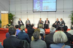 Carsten Deckert auf dem Symposium der iENA 2011