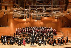 Münchner Motteten Chor & Residenz Orchester München