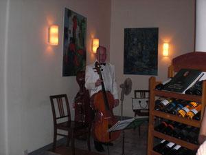 """""""Mein Cello und ich"""""""