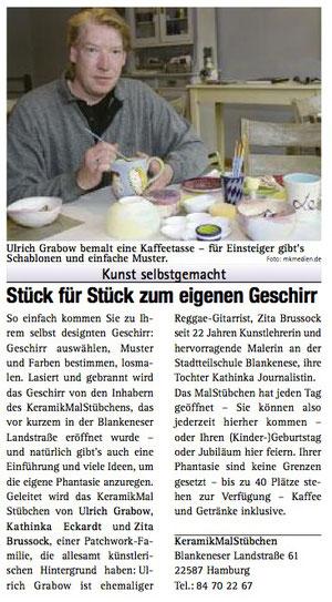 Artikel Dorfstadtzeitung