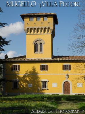 Villa Pecori a Borgo