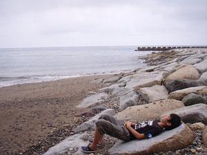 自然の中で瞑想    自然にかえるとき