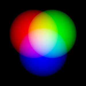 3 màu căn bản - Primary colour
