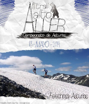 III TRAIL ALTO ALLER - Felechosa, 18-05-2014