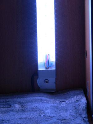 LED Balken mit einfachster Befestigung