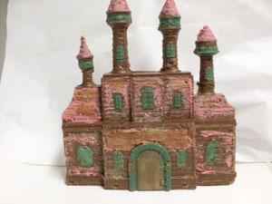 castello di cioccolato