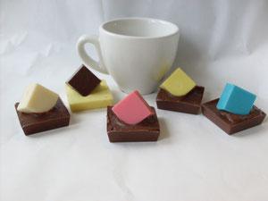 cioccolatini di CAENEVALE