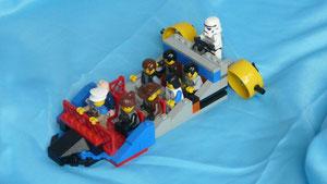 En bateau...
