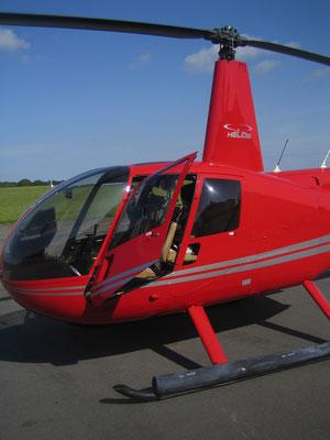 Robinson RH44 3 places passager