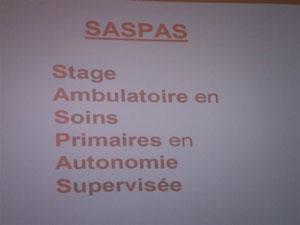 PLUS d'INFOS SASPAS - CLIQUER ICI