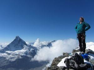 Obergabelhorn Südwand