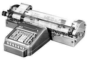 Kienzle-Buchungsmaschine der Klasse 200